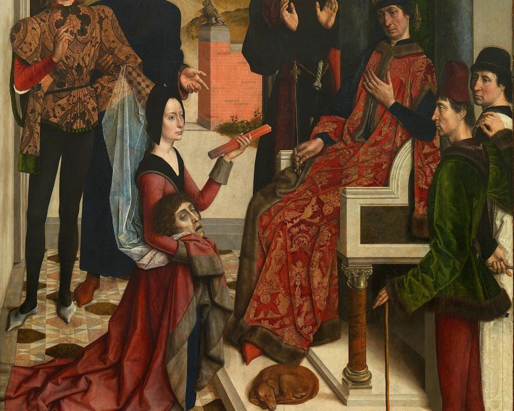 Суд императора Оттона